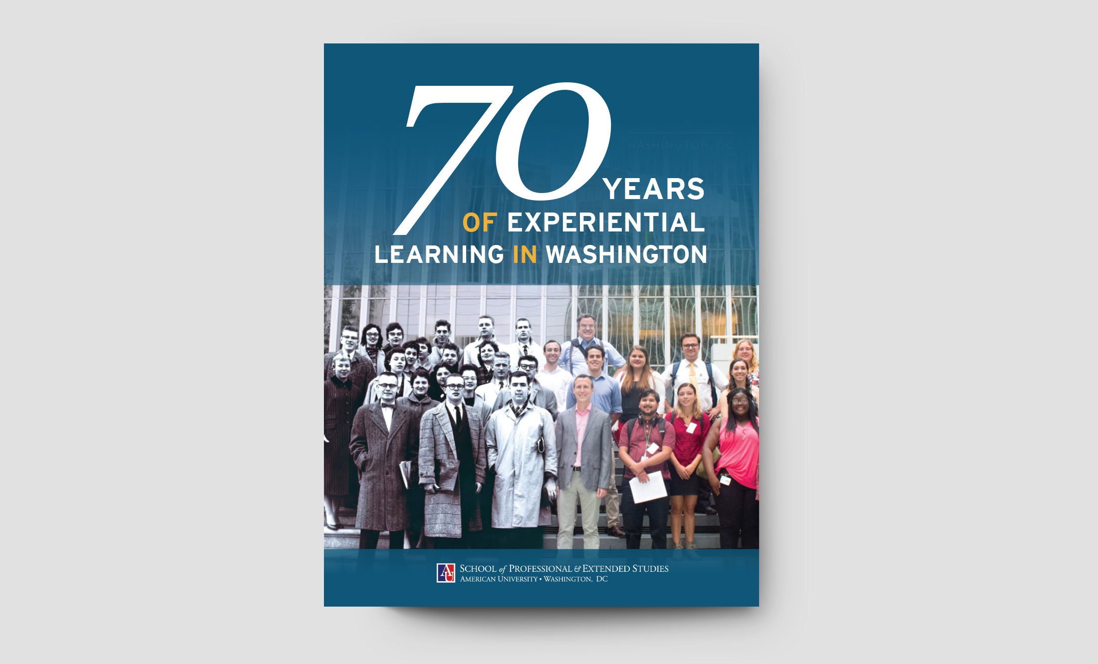 American university school of professional extended studies with a track record for leading edge experiential learning the american university school of professional extended studies combines academic rigor with stopboris Gallery